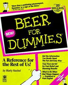 Beer For Dummies Læs en øl.